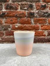 HK living Ceramic 70's Mug  'Suites Special Peach'