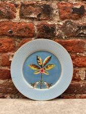 Pip Plate 17 cm La Majorelle 'Blue'