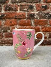 Pip Set/2 Mugs L La Majorelle 'Pink'