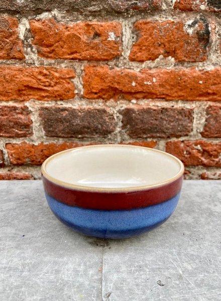 HK living Ceramic 70's Tapas Bowl 'Air'
