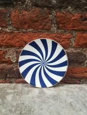 Bitossi Abracadabra Little Plate 'Ruota'