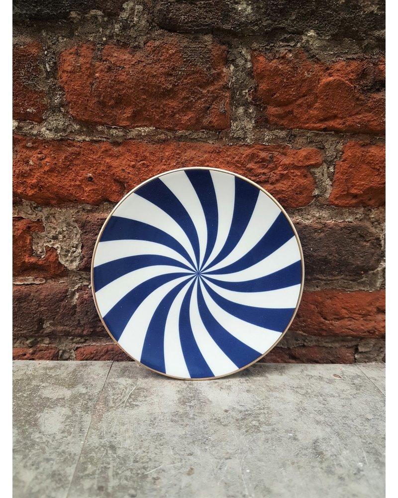 Bitossi Bitossi Abracadabra Little Plate 'Ruota'