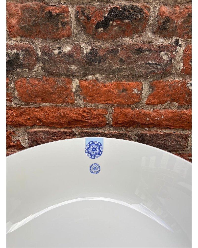 Royal Delft Royal Delft Blue D1653 Touch of Blue Plate L