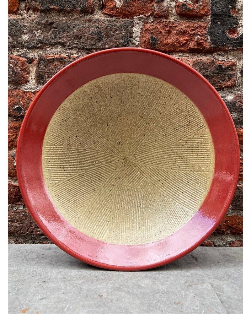 Tokyo Design Tokyo Design Noodle Bowl 'Red Yuzu'