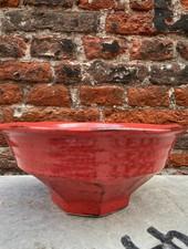 Tokyo Design Bowl 'Negoro Red'