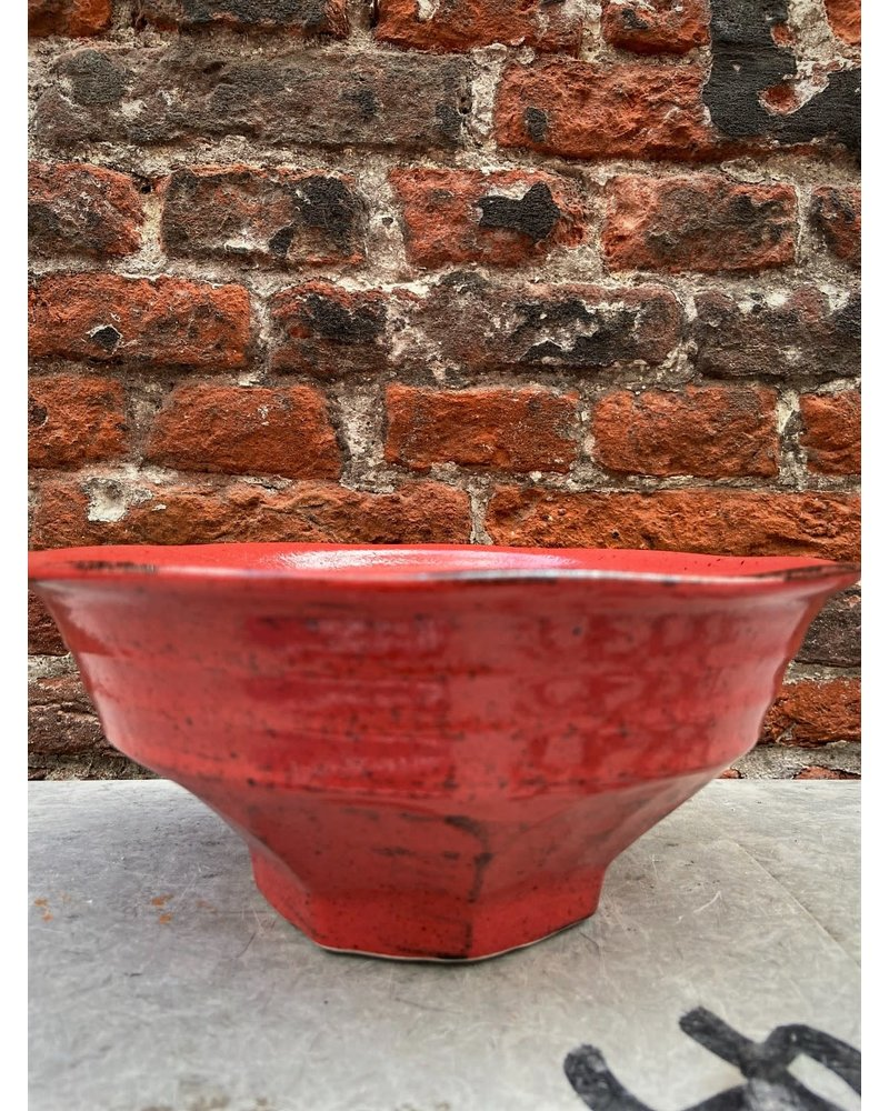 Tokyo Design Tokyo Design Bowl 'Negoro Red'