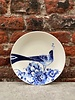 Royal Delft Royal Delft Peacock Symphony Cake Plate