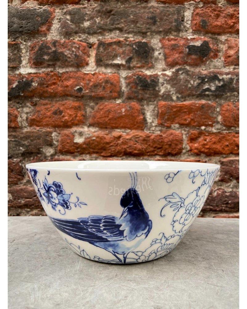 Royal Delft Royal Delft Peacock Symphony Bowl 18 cm
