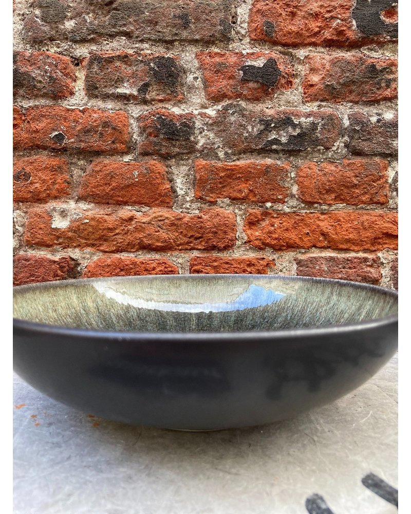 Jars Céramistes Jars Tourron Pasta Plate 'Samoa'