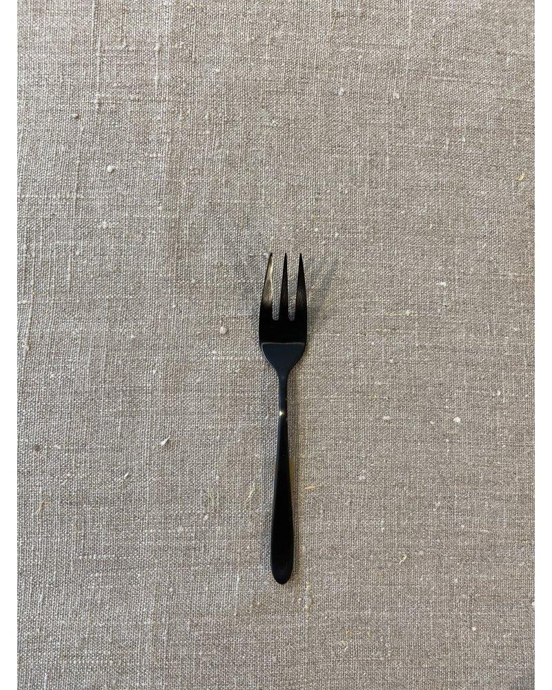 VT wonen VT Wonen Set/6 Cake Forks 'Matt Black'
