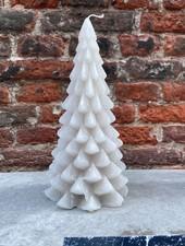 Rustik Lys Kerstboom Groot 'Linnen'