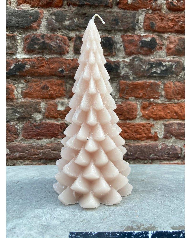 Rustik Lys Kerstboom Groot 'Skin'