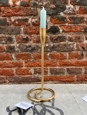 Kandelaar Goud 25 cm
