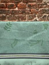 Le Jacquard Francais Bouquet Enchante Tafelkleed 'Green Forest'