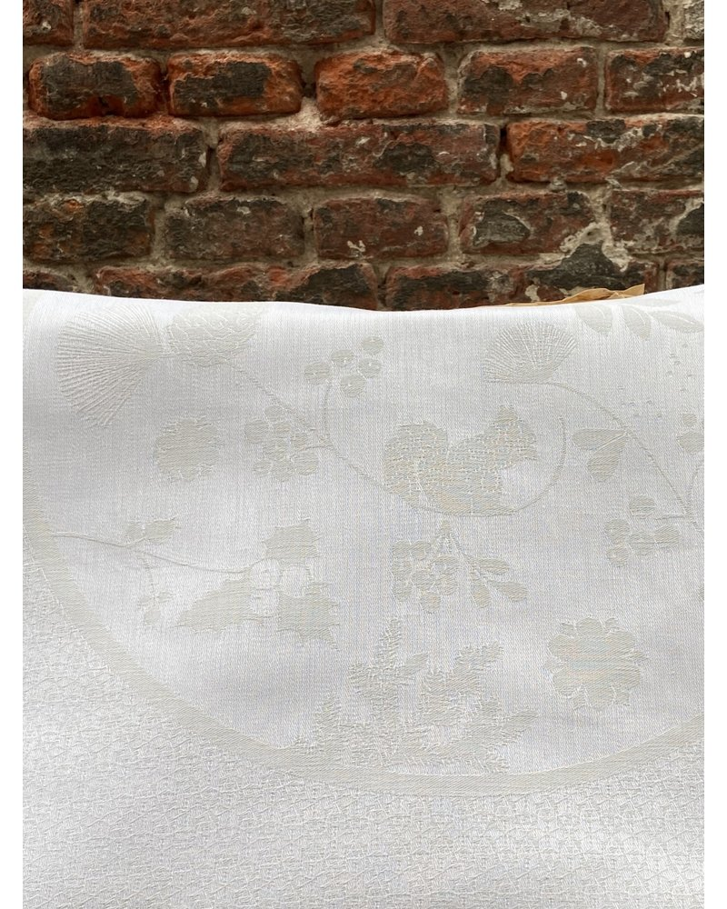 Le Jacquard Francais Le Jacquard Francais Contes D'Hiver Tafelloper 'Snowflake'