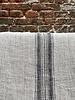 HK living HK living Natural/Striped Linen Table Cloth