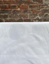 VMAT Damast Tafelkleed 160 x 160 cm