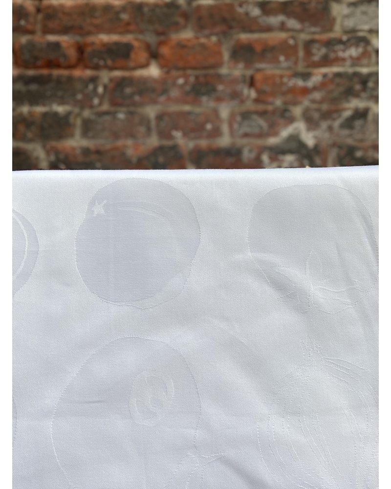 VMAT VMAT Damast Tafelkleed 160 x 160 cm