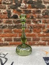 Antique Kandelaar 'Groen'