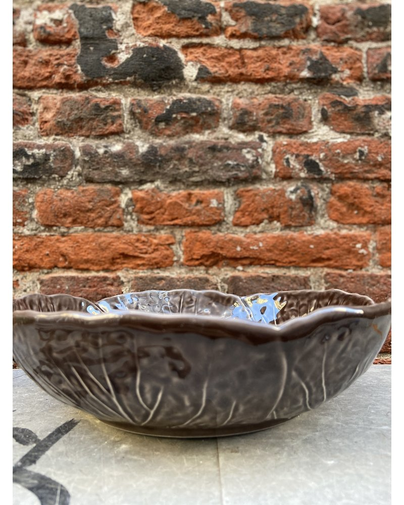 Van Verre Bordallo Bowl M 'Brown'