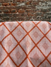 Tafelkleed Rond 'Aztec Orange'