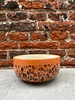 HK living HK living Ceramic 70's Dessert Bowl 'Panter'