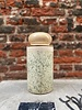 HK living HK living Ceramic 70's Storage Jar 'Hail'