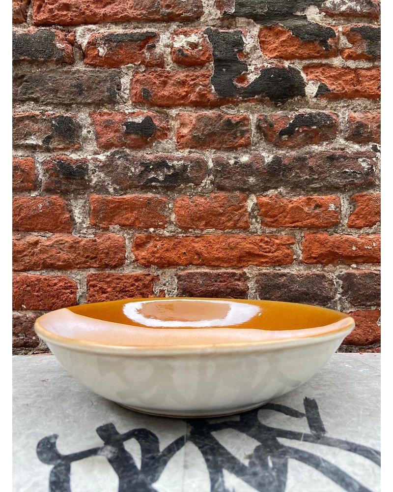 HK living HK living Ceramic 70's Curry Bowl  'Hills'