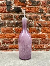 Jars Céramistes Tourron Oil Bottle 'Pourpre'