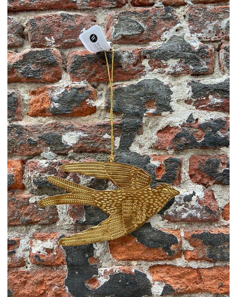 De Weldaad De Weldaad Swallow Large 'Gold'