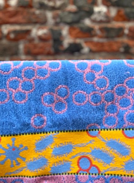 Wolbert Textiles Kitchentowel 'Bella Salmonella Pink'