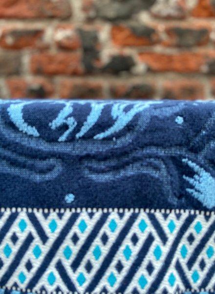 Wolbert Textiles Kitchentowel 'La Bomba Tulipa Blue'