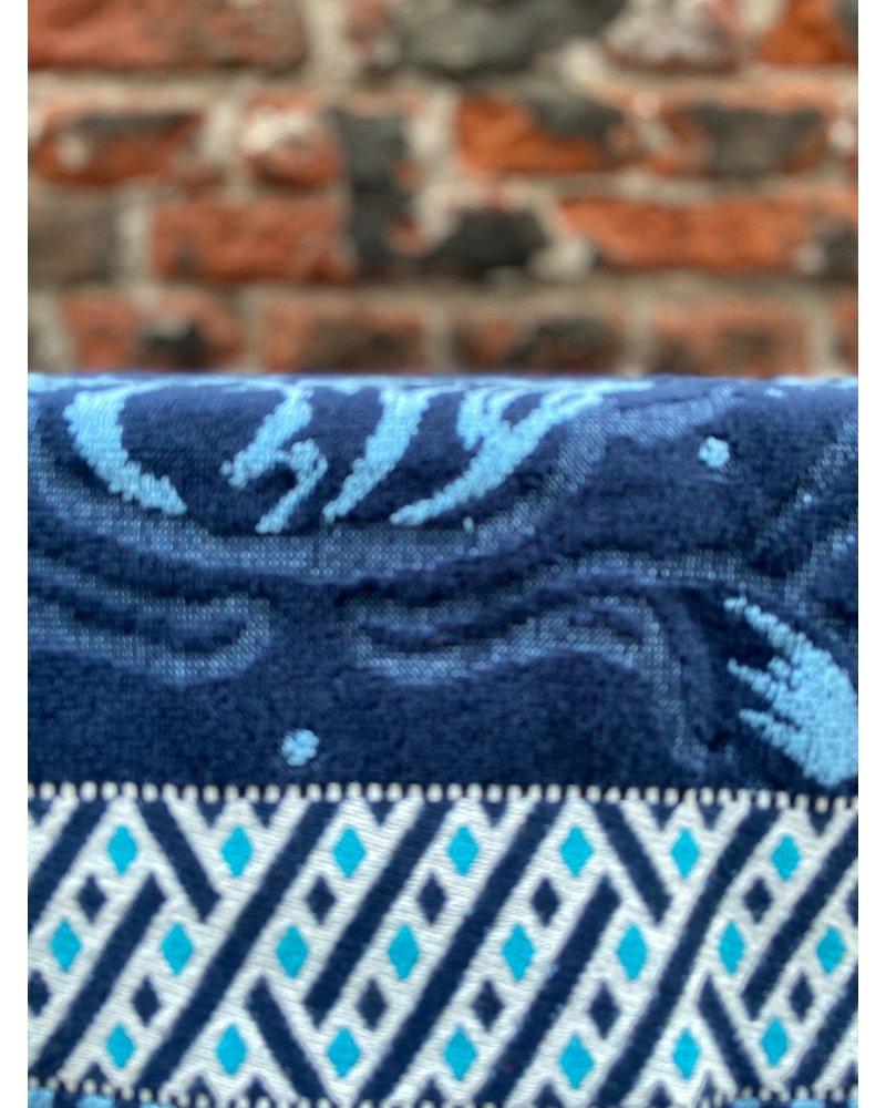 Wolbert Textiles Wolbert Textiles Kitchentowel 'La Bomba Tulipa Blue'