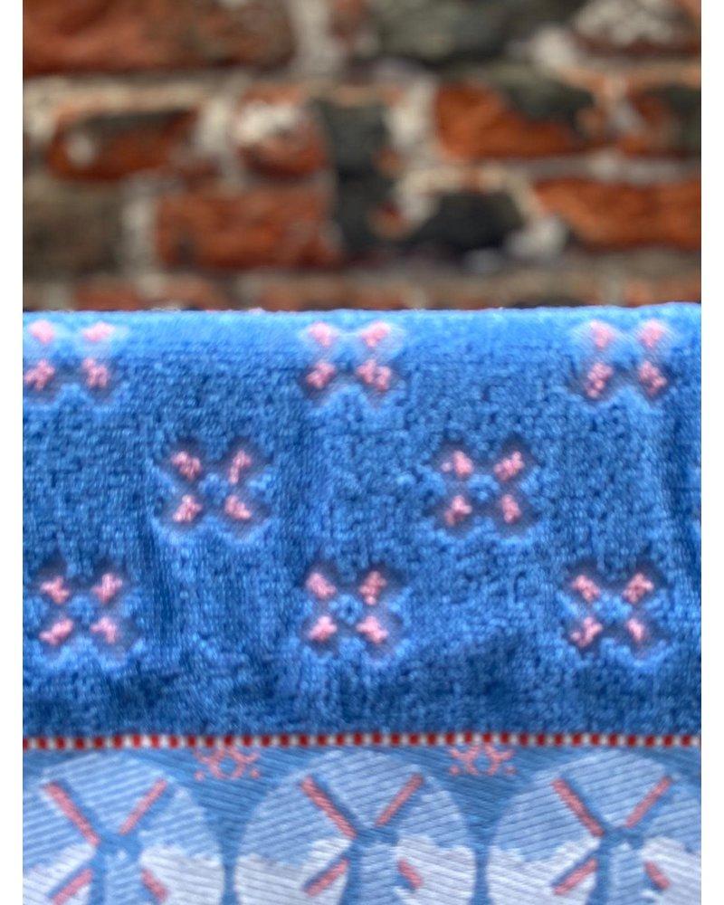 Wolbert Textiles Wolbert Textiles Kitchentowel 'Woven Windmill Pink'