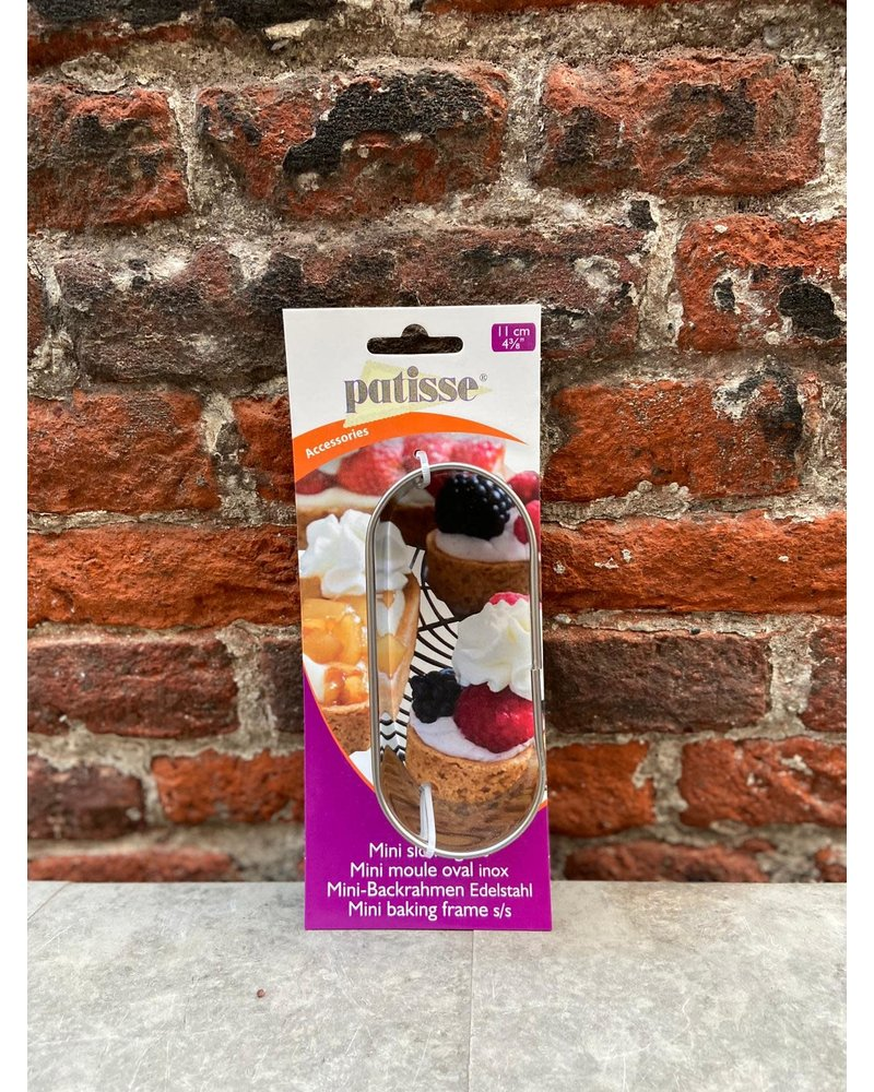 Patisse Patisse Mini Slofring 11 cm