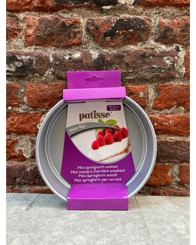 Patisse Patisse Mini Springvorm 16 cm