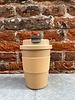 Zuperzozial Zuperzozial Time Out Mug Medium 'Toffee Brown'
