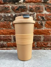 Zuperzozial Time Out Mug Large 'Toffee Brown'