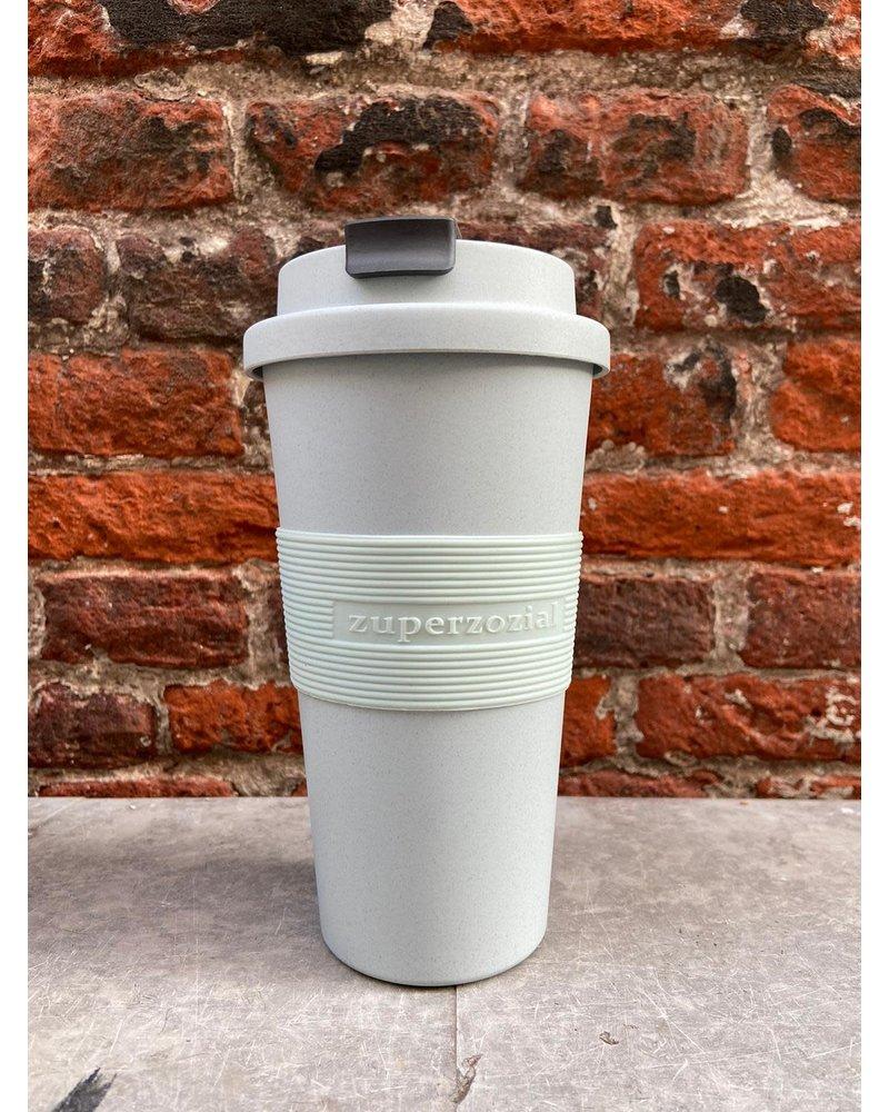 Zuperzozial Zuperzozial Time Out Mug Large 'Powder Blue'