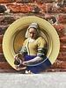 Rijksmuseum Rijksmuseum Bord 26 cm 'Vermeer Het Melkmeisje'