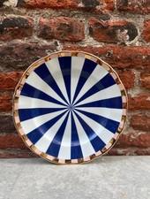 Bitossi Abracadabra Dessert Plate 'Fortuna'