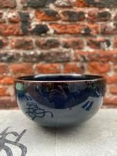 Jars Céramistes Tourron Serving Bowl 'Indigo'
