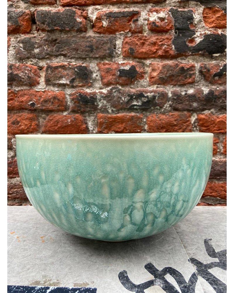 Jars Céramistes Jars Tourron Serving Bowl 'Jade'
