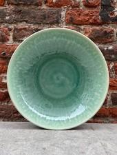 Jars Céramistes Tourron Pasta Plate 'Jade'
