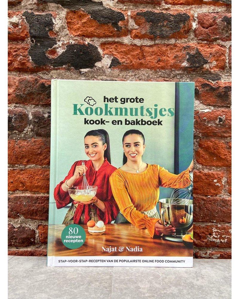 Het Grote Kookmutsjes Kook-en Bakboek
