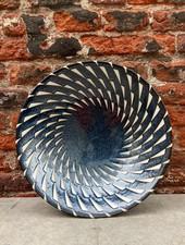 Tokyo Design Ramen Bowl 'Blue Hanten Twist'