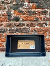 Bakmeester Claes Rechthoekige Bakvorm Blauwstaal 24 x 14 cm