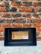 Bakmeester Claes Rechthoekige Bakvorm Blauwstaal 29 x 16 cm