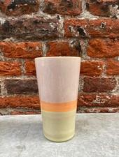HK living Ceramic 70's Latte Mug  'Saturn'