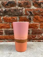 HK living Ceramic 70's Latte Mug  'Mars'